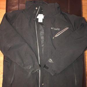 Columbia Omni Tech Titanium Jacket